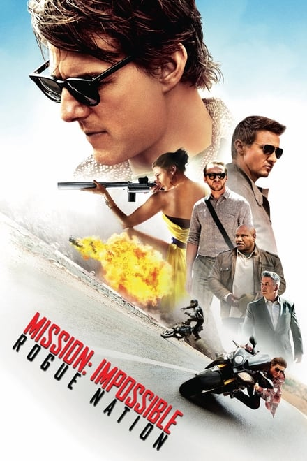Mission: Impossible – Rogue Nation [HD] (2015)