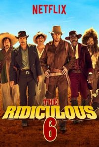 The Ridiculous 6 [HD] (2015)