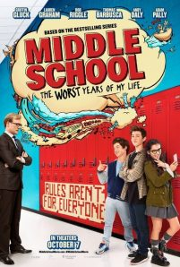 Middle School: The Worst Years of My Life [HD] (2016)