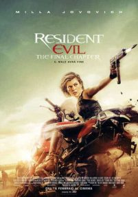 Resident Evil: The Final Chapter [HD] (2017)