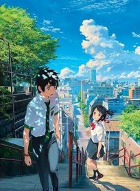 Your Name [HD] (2017)