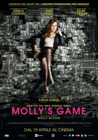 Molly's Game [HD] (2017)