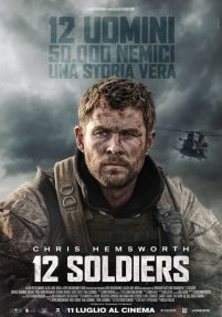 12 Soldiers [HD] (2018)